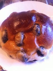 丹波産黒豆パン